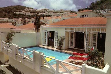 Vacanze in villa isole vergini usa - Case americane interni ...