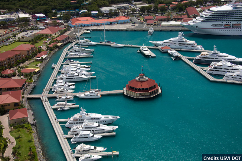 St. Thomas Yacht Haven Grande